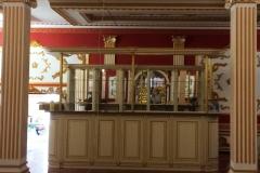 барная стойка в ресторане