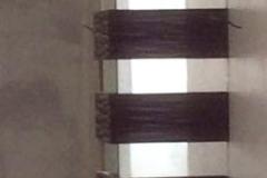 колонна МДФ и зеркало