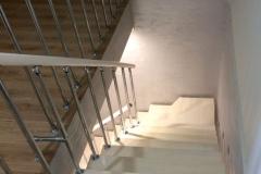 модульная лестница гобразная